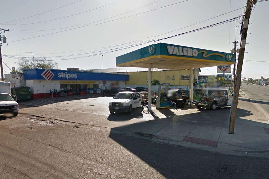 Stripes3919 San Bernardo10/2/17 Photo: Google Maps/Street View
