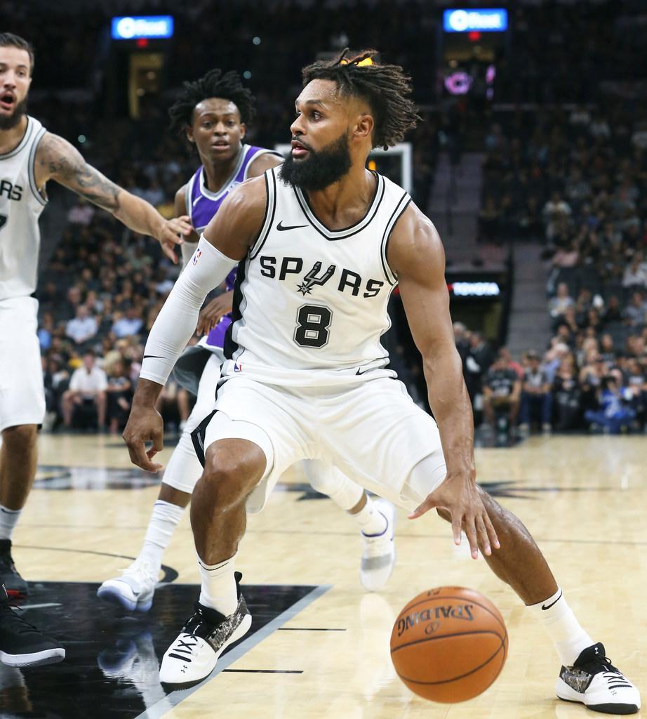 Denver Teacher Strike: Spurs' Sparkplug Joins Small Club In Franchise History