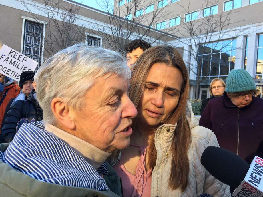 Stamford Mom Goes to Jail to Avoid Deportation Today