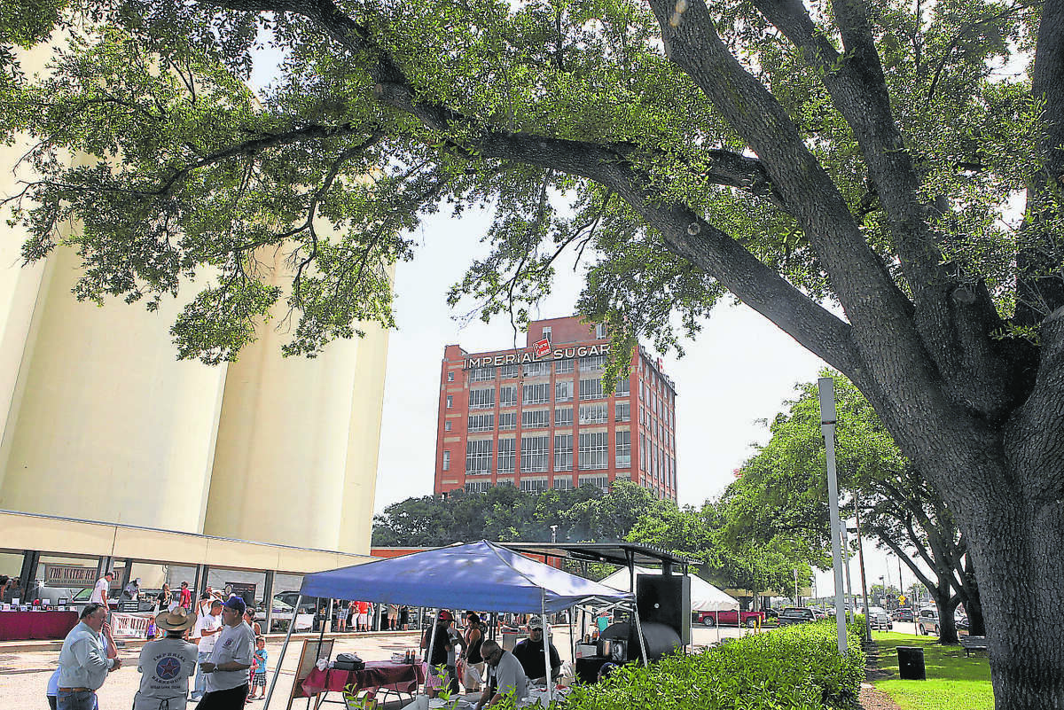 The Farmer's Market at Imperial in Sugar Land on Saturday, June 22, 2013. (Photo by Alan Warren)