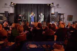 Around 75 people got to see a unique performance at Summer Theatre of New Canaan's Great American Songbook Stars Concert at KARL Chevrolet, Saturday, Nov. 18, 2017, in New Canaan, Conn.
