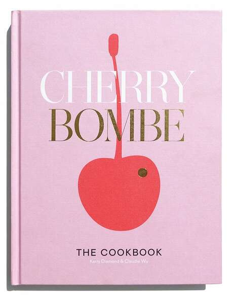 """Cherry Bombe: The Cookbook"" edited by Kerry Diamond and Claudia Wu (Clarkson Potter; 256 pages; $35) Photo: Sarah Fritsche"