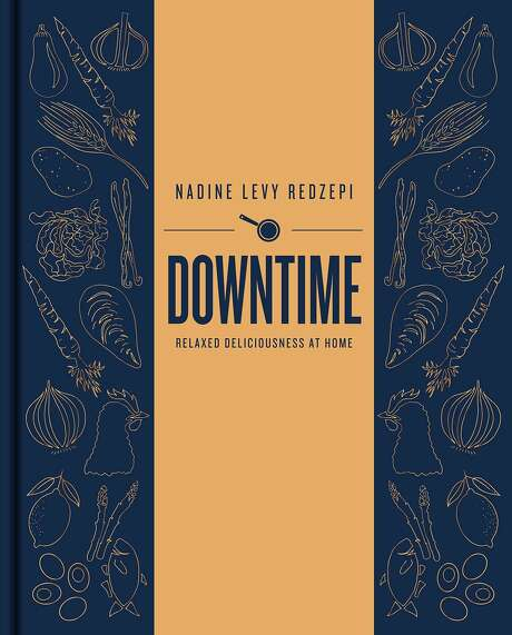 """""""Downtime: Deliciousness at Home"""" by Nadine Levy Redzepi (Pam Krauss Books/Avery; 304 pages; $35) Photo: Sarah Fritsche"""