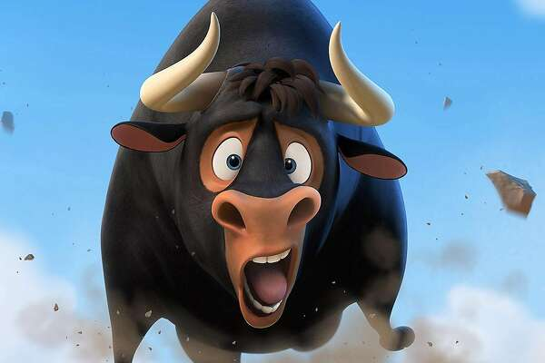 "John Cena provides the voice of ""Ferdinand."" MUST CREDIT: Blue Sky Studios-Twentieth Century Fox"