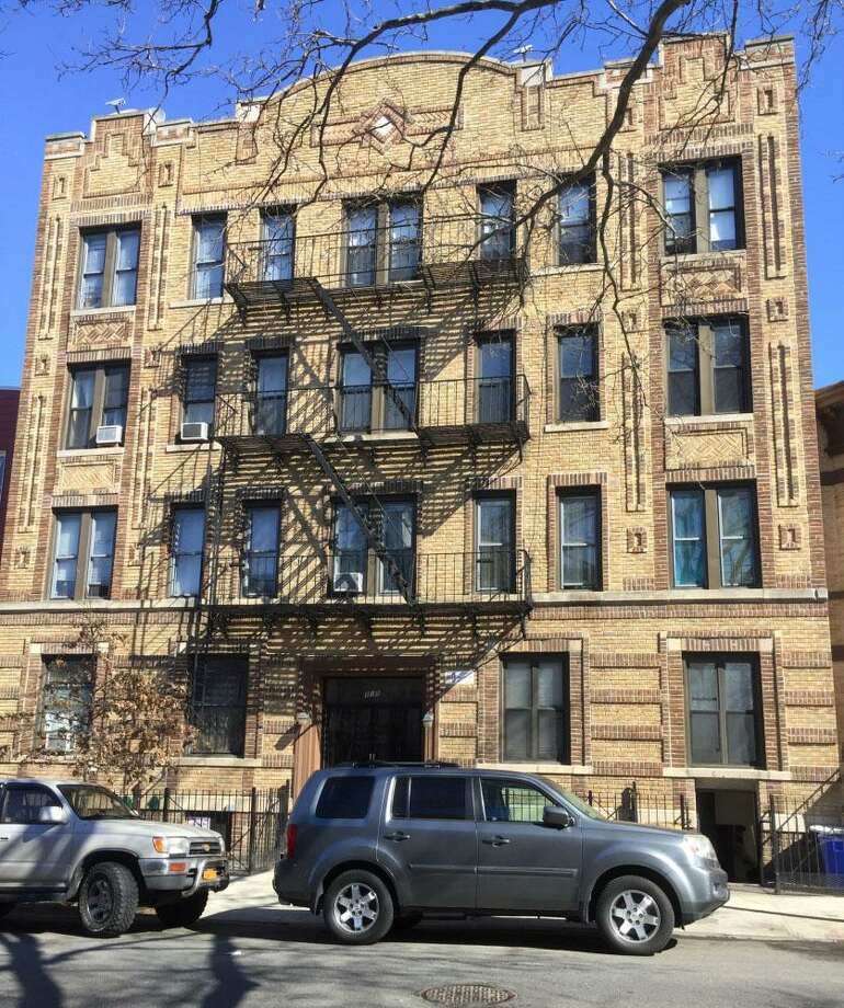 In 2017, Stamford-based RiverOak Investment Corp. acquired for $5.8 million this 23-apartment building at 215 33rd St., in the Greenwood Heights section of Brooklyn, N.Y. Photo: Contributed Photo