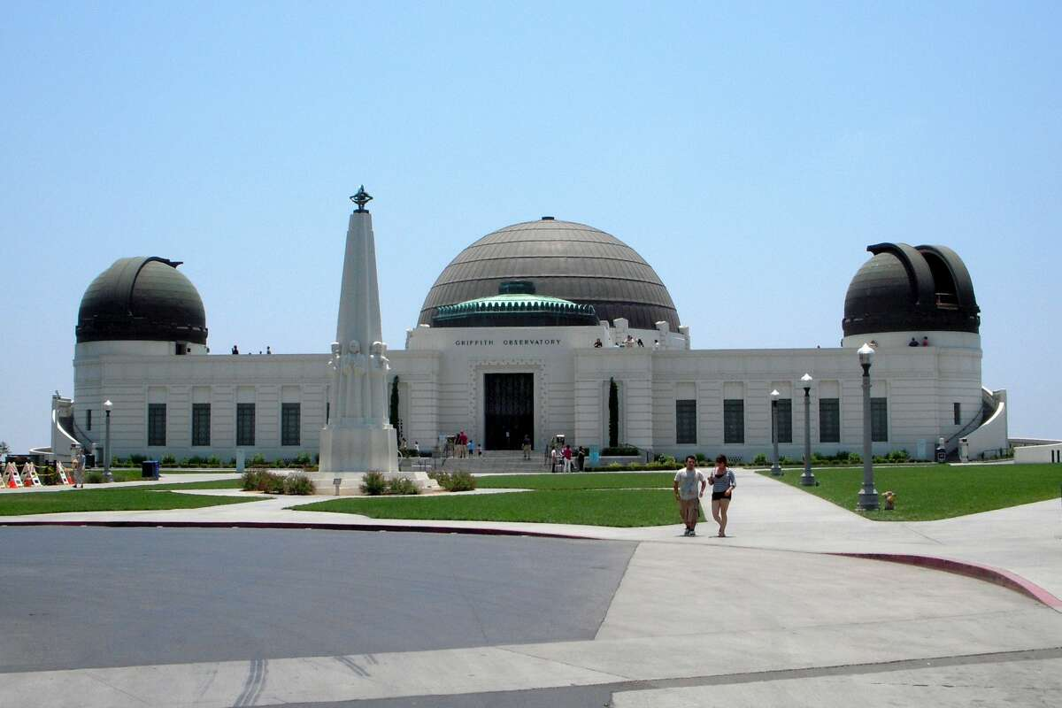 Keep clicking to see TripAdvisor's trendiest U.S. attractions for fall... 25. Griffith Observatory - Los Angeles, California