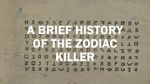 Will DNA submitted to genealogy sites also finally catch the Zodiac