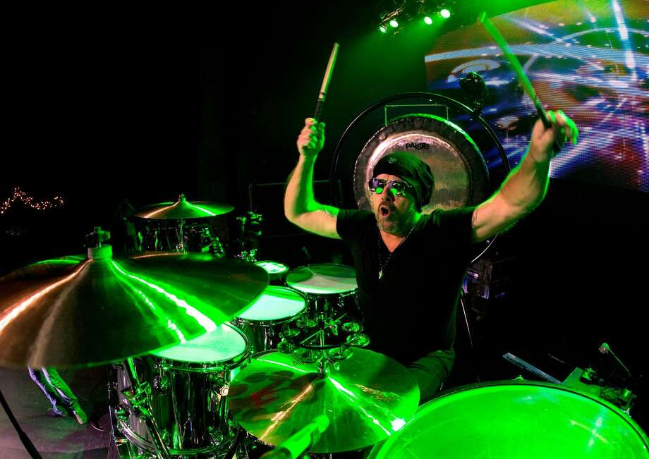 Jason Bonham will perform at the Ridgefield Playhouse on Nov. 26. Photo: Mike Corrado / Contributed Photo