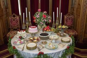The Lockwood-Mathews Mansion Museum will be decorated for the holidays from Nov. 24 through Jan. 7.