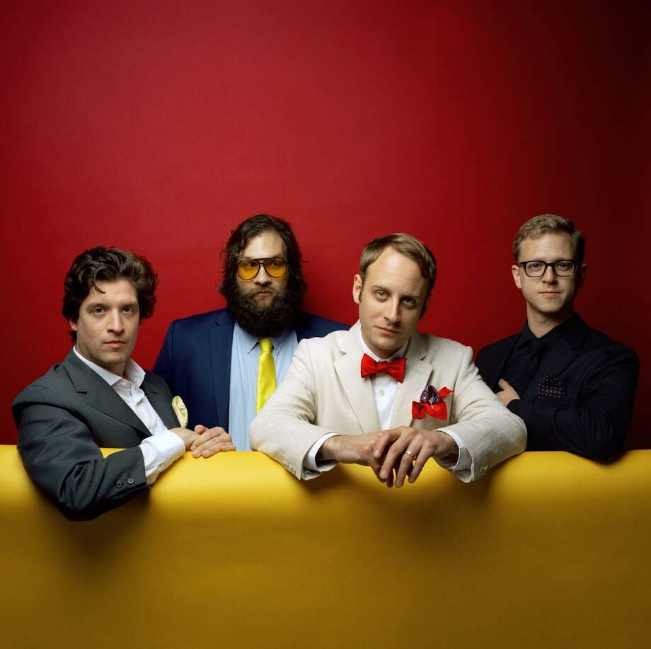 Deer Tick will perform at Toad's Place in New Haven on Nov. 29. Photo: Laura Partain / Contributed Photo / 2017 Laura E. Partain