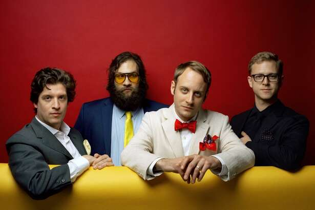 Deer Tick will perform at Toad's Place in New Haven on Nov. 29.