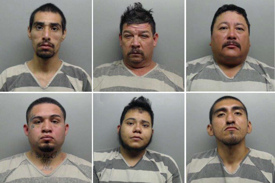 Click through this gallery to see mugshots of the 20 arrested on a variety of charges in 'Operation Gotcha.' Photo: Webb County Sheriff's Office