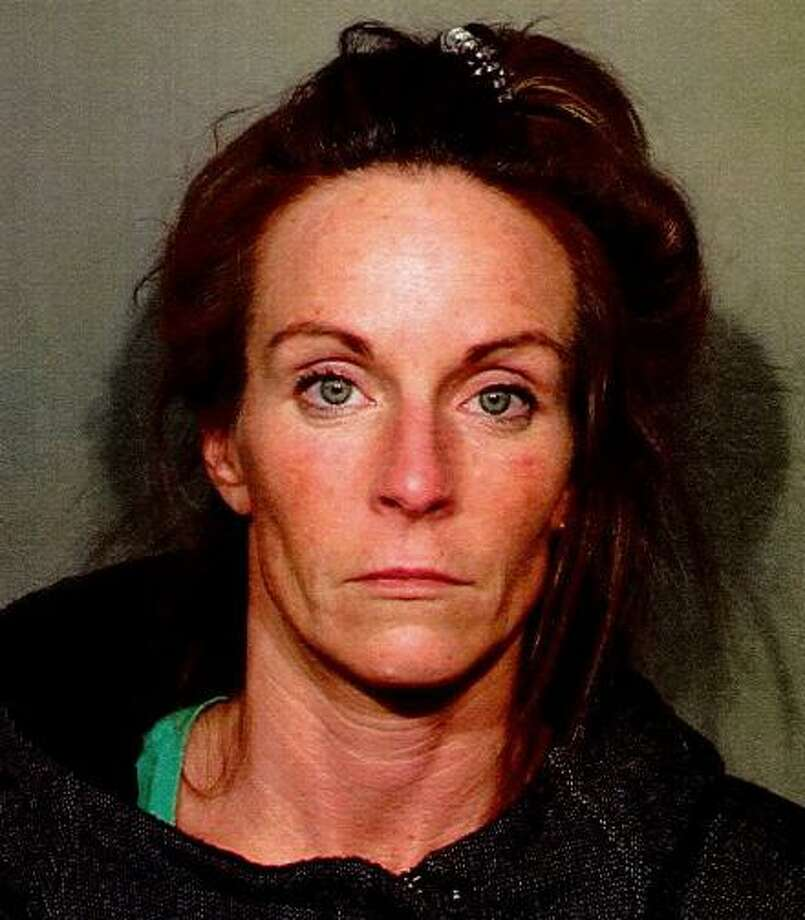 Meghann Freeman, 34, of Newtown, Conn. was charged with sixth-degree larceny in New Canaan, Conn. on Nov. 14, 2017 after she allegedly stole over $400 of merchandise from an Elm Street clothing store. Photo: Contributed Photo / Contributed Photo / New Canaan News contributed