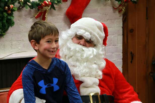 Sebewaing kicked off the holidays over the weekend with its Open House and sixth annual Lighted Parade.