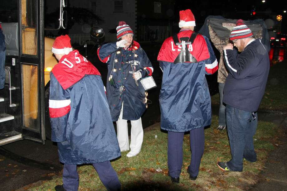 Sebewaing kicked off the holidays over the weekend with its Open House and sixth annual Lighted Parade. Photo: Coulter Mitchell/For The Tribune
