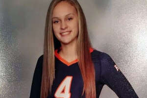 Seven Lakes' Ally Batenhorst is this week's Chron's girls player of the week.