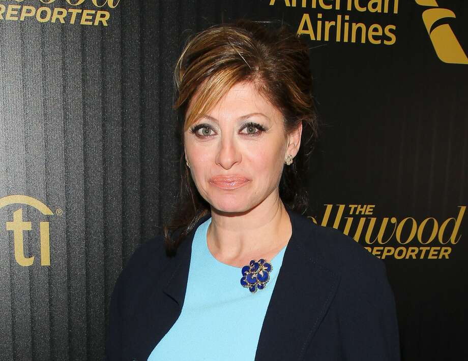 "FILE - In this April 6, 2016 file photo, Maria Bartiromo attends The Hollywood Reporter's ""35 Most Powerful People in Media"" celebration in New York. Photo: Andy Kropa, Associated Press"