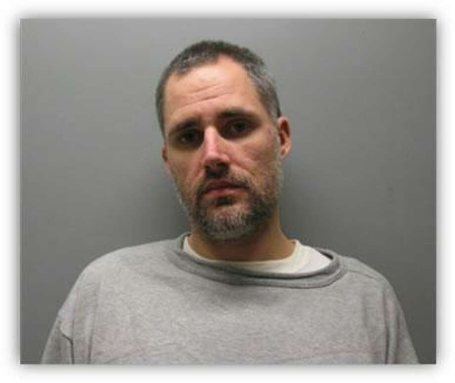 Kurt Vanzuuk, 35, of Norwalk, Conn. appeared in Stamford Superior Court on Nov. 20, 2017 and was charged with burglary and larceny in connection with car and home break-ins, as well as a car theft in Darien, Conn. from August 2017. Photo: Contributed Photo / Contributed Photo / Darien News contributed