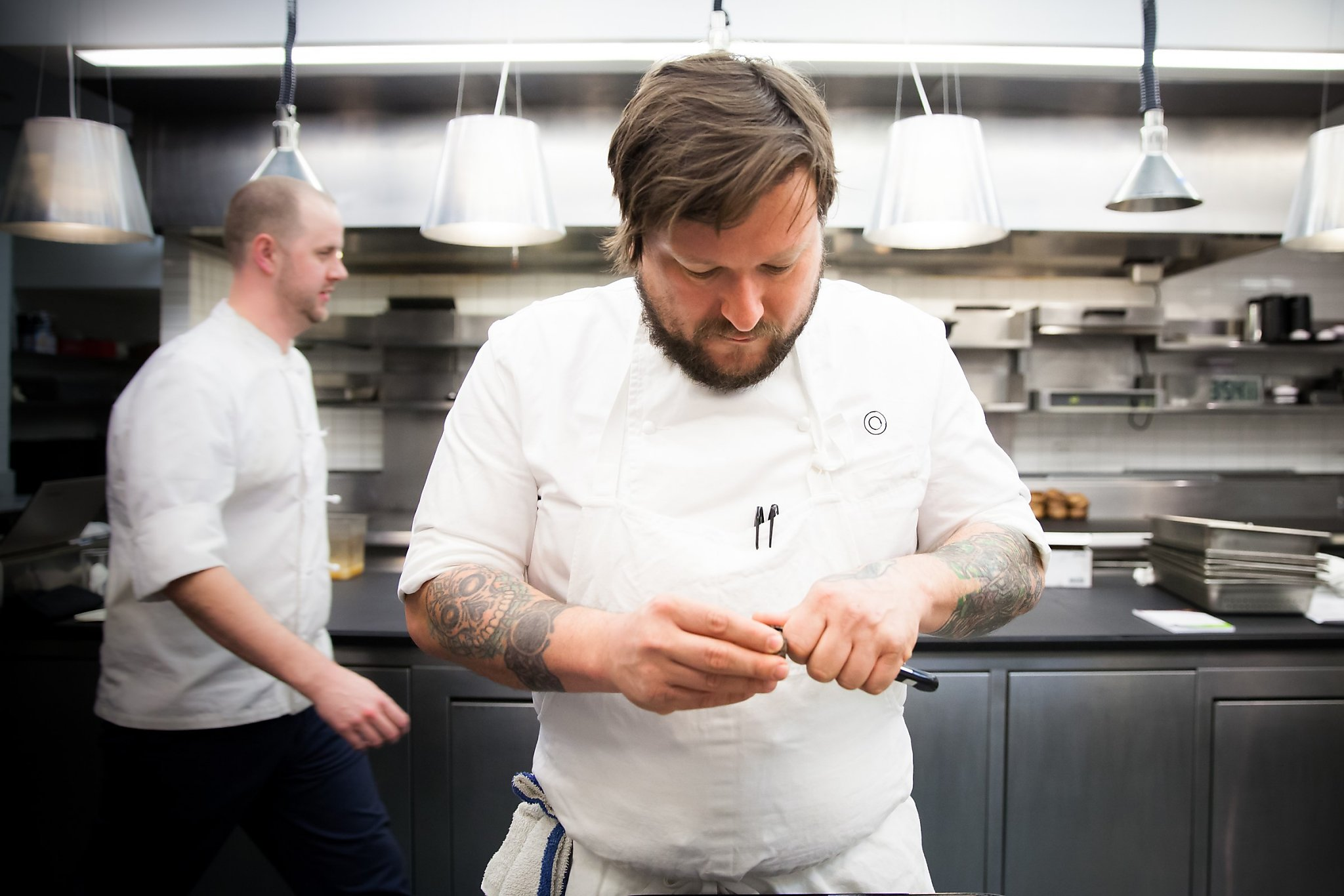 sfchronicle.com - Justin Phillips - Erik Anderson to replace Matthew Kirkley in the Coi kitchen