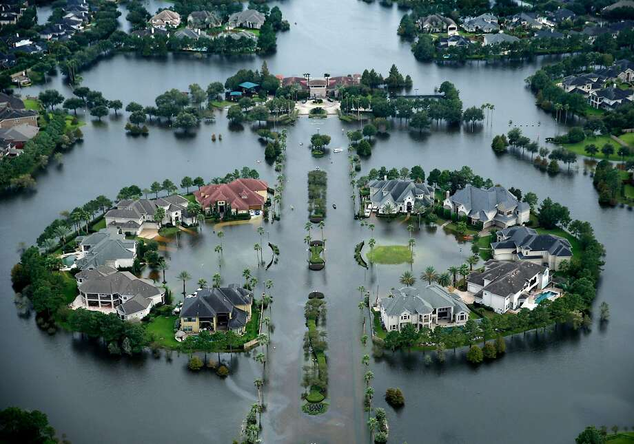 The White House has requested $44 billion in aid for hurri- cane-hit Texas, Florida, Puerto Rico and the Virgin Islands. Photo: Tom Fox, TNS