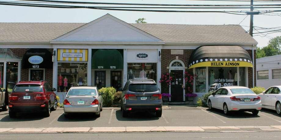 "Businesses in Darien, Conn. are getting ready for ""Shop Small Saturday"" on Nov. 25, 2017 Photo: Erin Kayata / Hearst Connecticut Media / Darien News"
