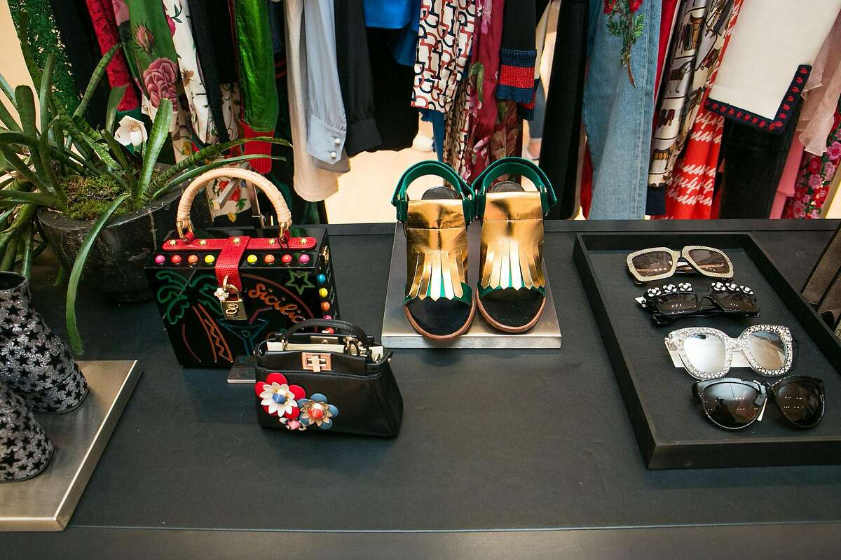 The two-month pop-up on Union Square will feature one-of-a-kind men�s and women�s clothing, accessories, jewelry, watches, art and home furnishings. Those looking to consign will find authentication experts, gemologists and art curators on hand to help. 222 Stockton St.; www.therealreal.com.