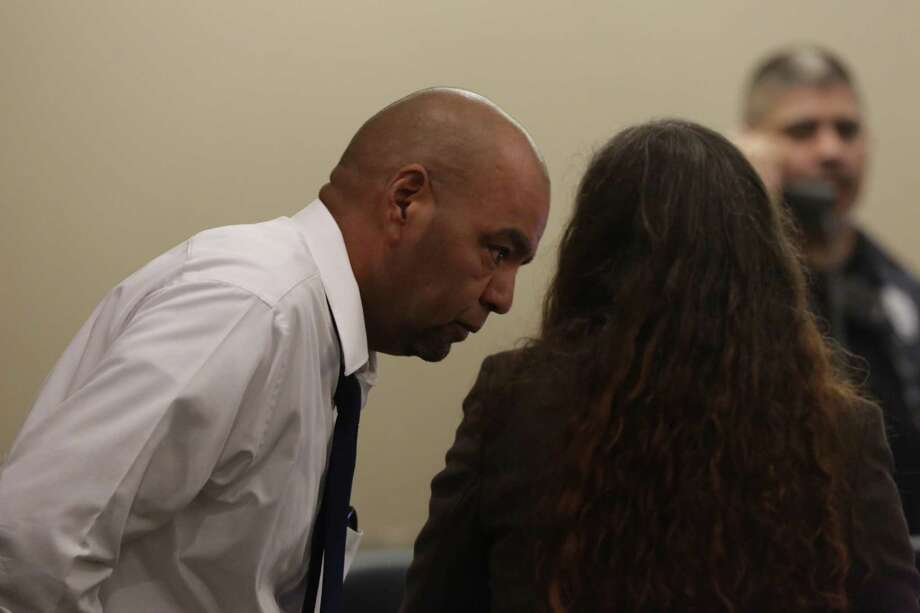 Robert Joiner, who was on trial for murder in the 144th District Court at the Cardenas-Reeves Justice Center, was found not guilty of killing his wife, Elizabeth Joiner, in 2012. Photo: Bob Owen /San Antonio Express-News / San Antonio Express-News