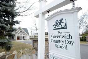 The alma mater of former President George H.W. Bush, the Greenwich Country Day School at 401 Old Church Road in Greenwich Conn., Tuesday, Jan. 20, 2015.