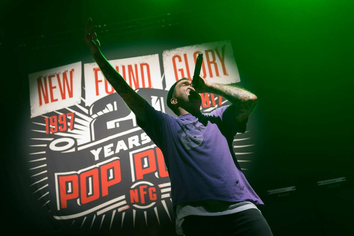 New Found Glory: The band will perform at White Oak Music Hall Thursday, Nov. 30 More Details: http://www.whiteoakmusichall.com/