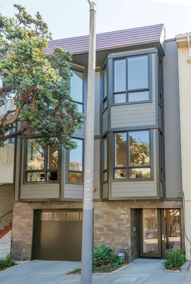 261 Roosevelt Way in Corona Heights is a four-bedroom available for $4.495 million. Photo: Olga Soboleva / Vanguard Properties