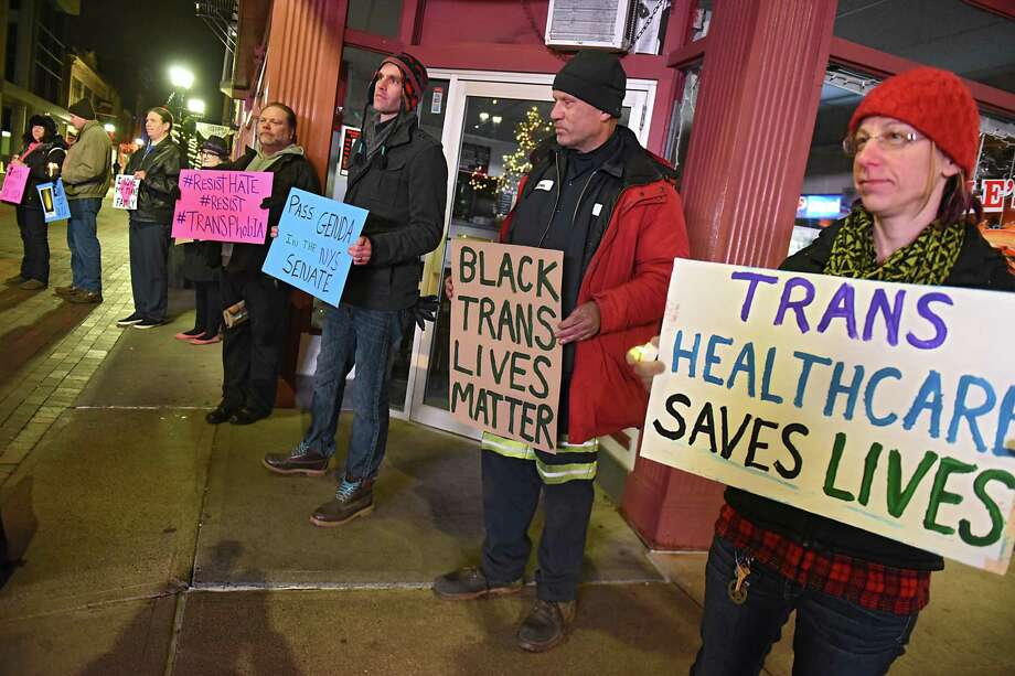 Transgender Day of Remembrance observed in Schenectady