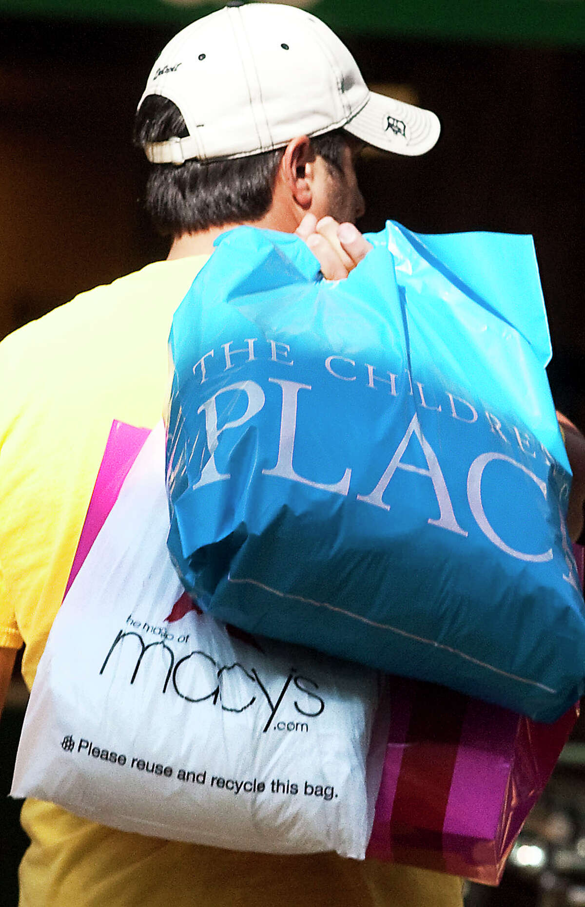 Sales were up 6.4 percent last month year over year for traditional stores.