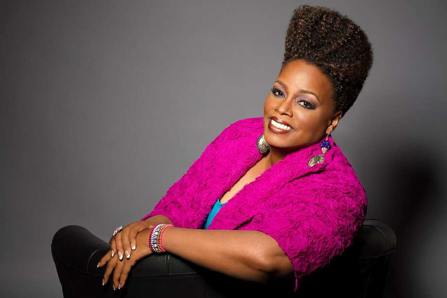 Singer Dianne Reeves and her band have four shows at SFJazz Center. Photo: Jerris Madison