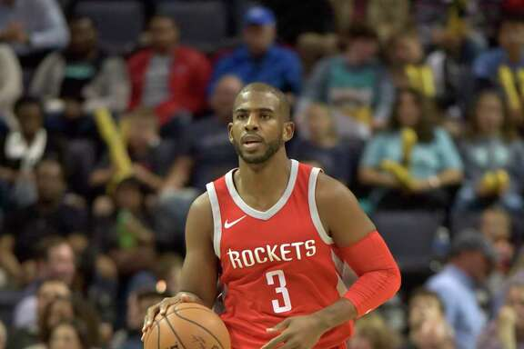 "In his 13th season in the NBA, Chris Paul says playing the point is ""second nature."""