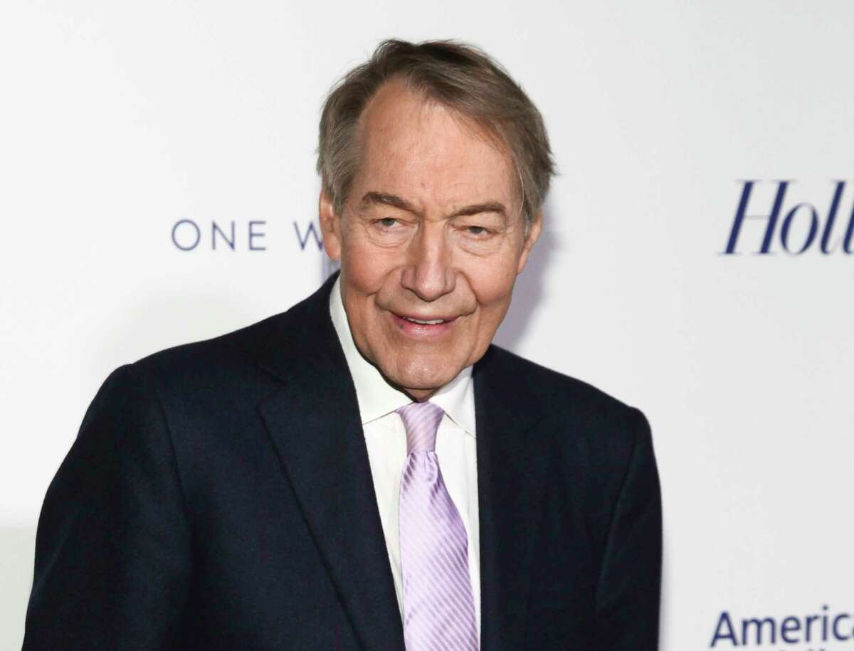 FILE - In this April 13, 2017 file photo, Charlie Rose attends The Hollywood Reporter's 35 Most Powerful People in Media party in New York. The Washington Post says eight women have accused television host Charlie Rose of multiple unwanted sexual advances and inappropriate behavior. CBS News suspended Charlie Rose and PBS is to halt production and distribution of a show following the sexual harassment report. (Photo by Andy Kropa/Invision/AP, File) ORG XMIT: NYET151