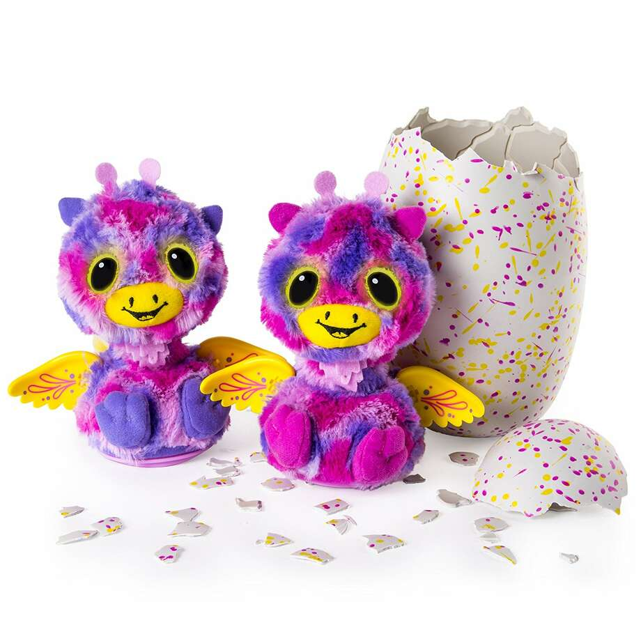 TOP TOYS OF 2017Hatchimals Surprise is on most retailers' top toys list.