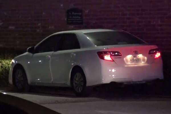 A 14-year-old boy led officers on a brief chase in a stolen car around 1 a.m. Tuesday, Houston Police said.  Police said they recognized the white Toyota Camry driving on Westheimer Road near Beltway 8 as being stolen in a robbery from two days earlier.