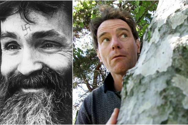 """""""Breaking Bad"""" actor Bryan Cranston ran into Charles Manson shortly before he and his followers committed a series of murders starting in 1969."""