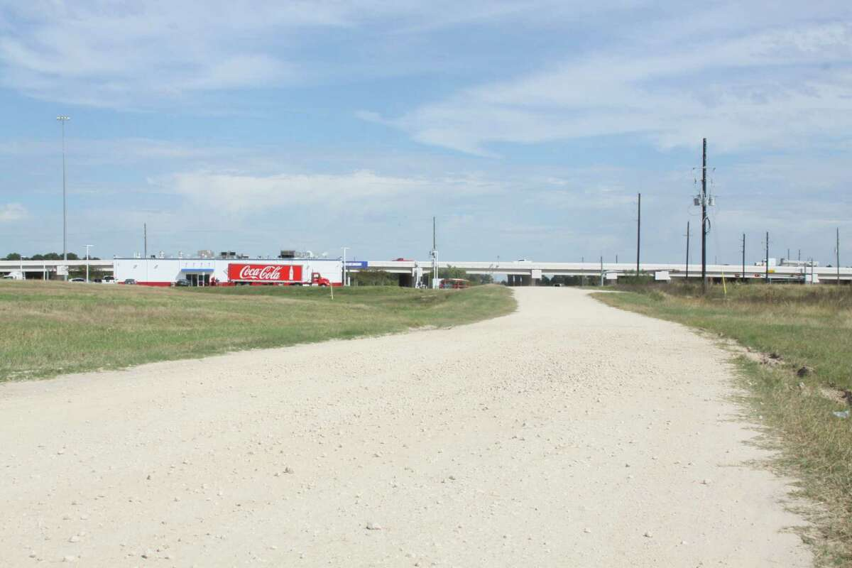 Located west of Texas 249 south of Tomball, this land will be the future home of Precinct 4's service center and new courthouse.