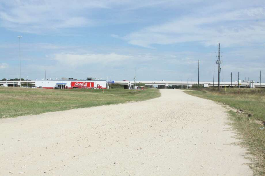 Located west of Texas 249 south of Tomball, this land will be the future home of Precinct 4's service center and new courthouse. Photo: Mayra Cruz