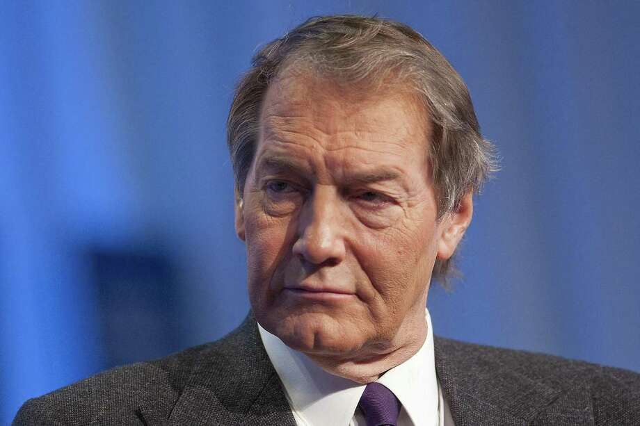 Television personality Charlie Rose, moderates a session at the 2010 World Economic Forum in Davos, Switzerland. After allegations surfaced in November that Rose made crude sexual advances toward multiple women who worked on his show over a dozen years, CBS fired Charlie Rose on Tuesday. Photo: Andrew Harrer /Bloomberg News / Bloomberg Finance LP