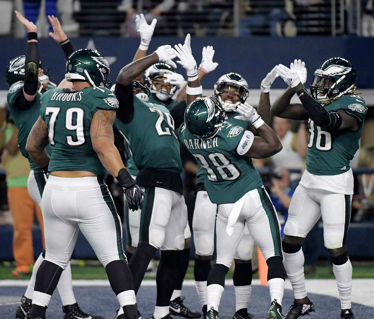 JOHN McCLAIN'S NFL POWER RANKINGS: WEEK 12 1. Philadelphia 9-1 Last week: 1 Of the 50 teams that have started 9-1, 23 continued on to reach the Super Bowl. Eleven went on to win the Super Bowl.