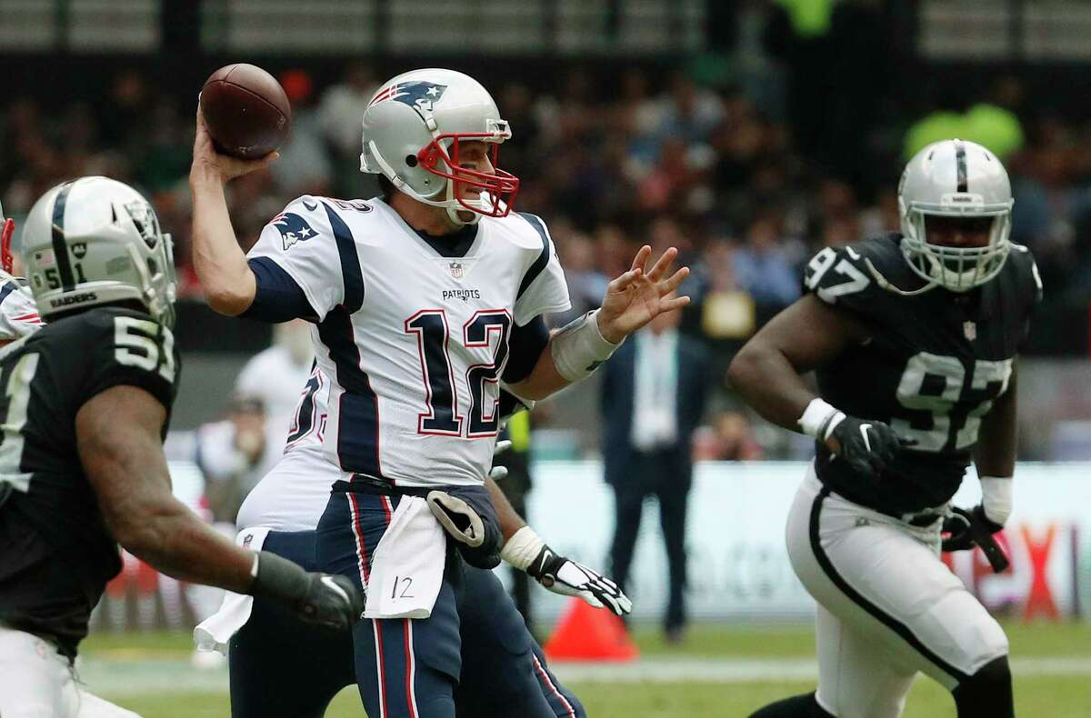 JOHN McCLAIN'S NFL POWER RANKINGS: WEEK 12 2. New England 8-2 Last week: 2 The Patriots started 2-2 and allowed 32 points a game. In their six-game winning streak, they've surrendered 12.5 points a game.