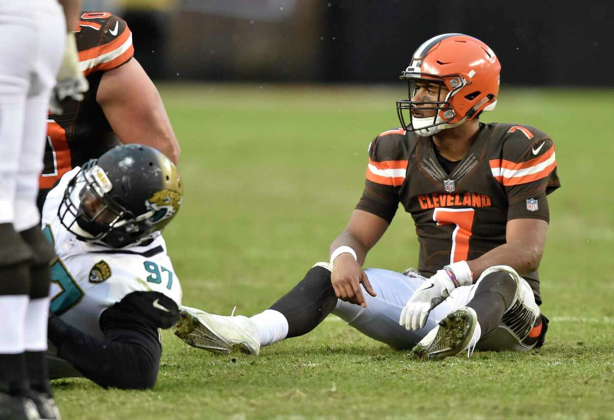 32. Cleveland 0-11 | Last week: 32 The Browns will be the next sacrificial victim for the Chargers. Cleveland appears headed for a front office and coaching house cleaning.