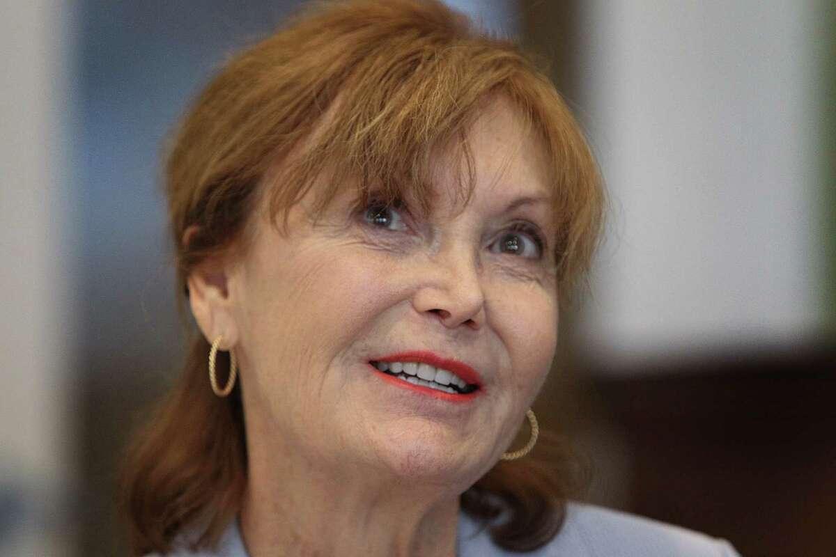 Kayla Lehmann, is a Houston Hero, runs a nonprofit, Nora's Home Thursday, Feb. 9, 2017, in Houston. ( Steve Gonzales / Houston Chronicle )