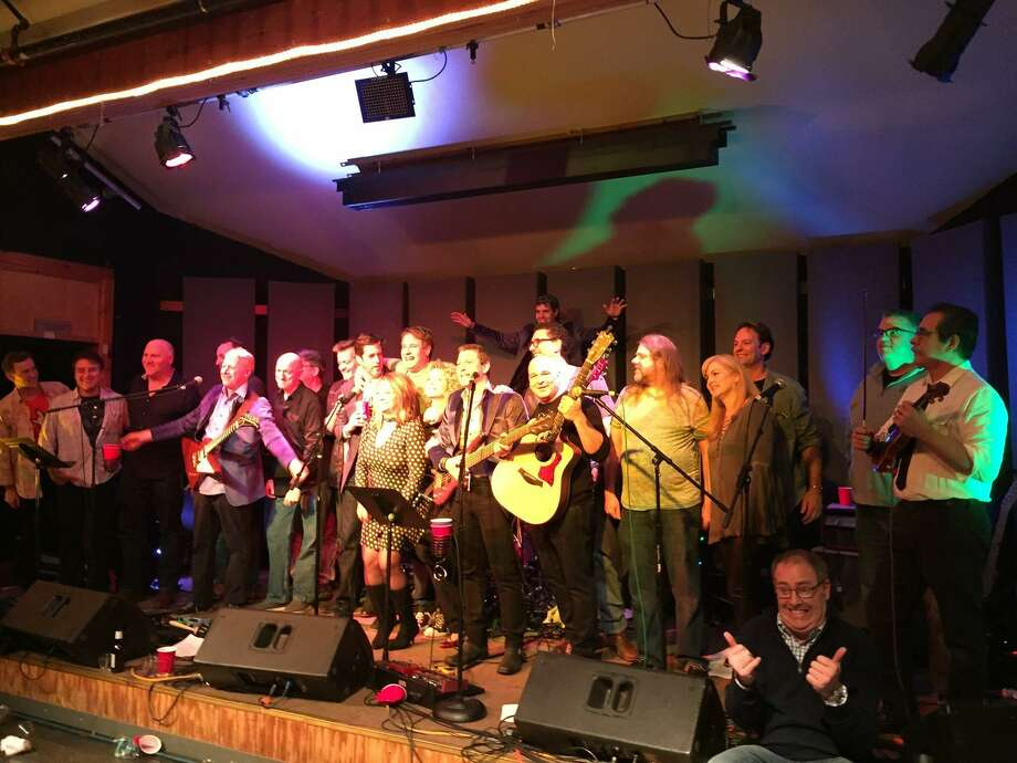The third annual Wilton Rocks for Food benefit concert will be held on Dec. 2, 2017. Photo: Contributed Photo