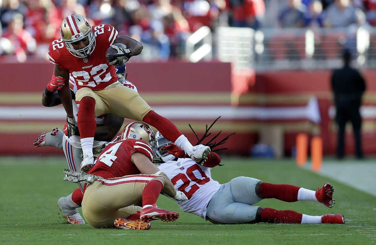 31. San Francisco 1-10 | Last week: 31 The 49ers visit Chicago. This could be the game in which quarterback Jimmy Garoppolo makes his starting debut for San Francisco.