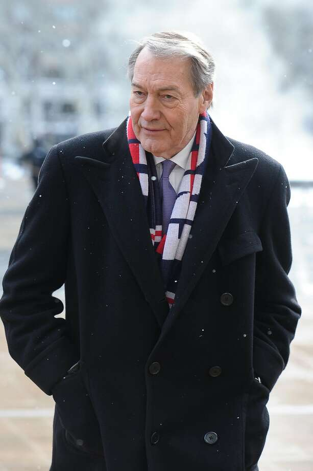 Charlie Rose has interviewed leading figures in politics, entertainment, business, the media and government at a depth not usually seen on television. Photo: Rommel Demano