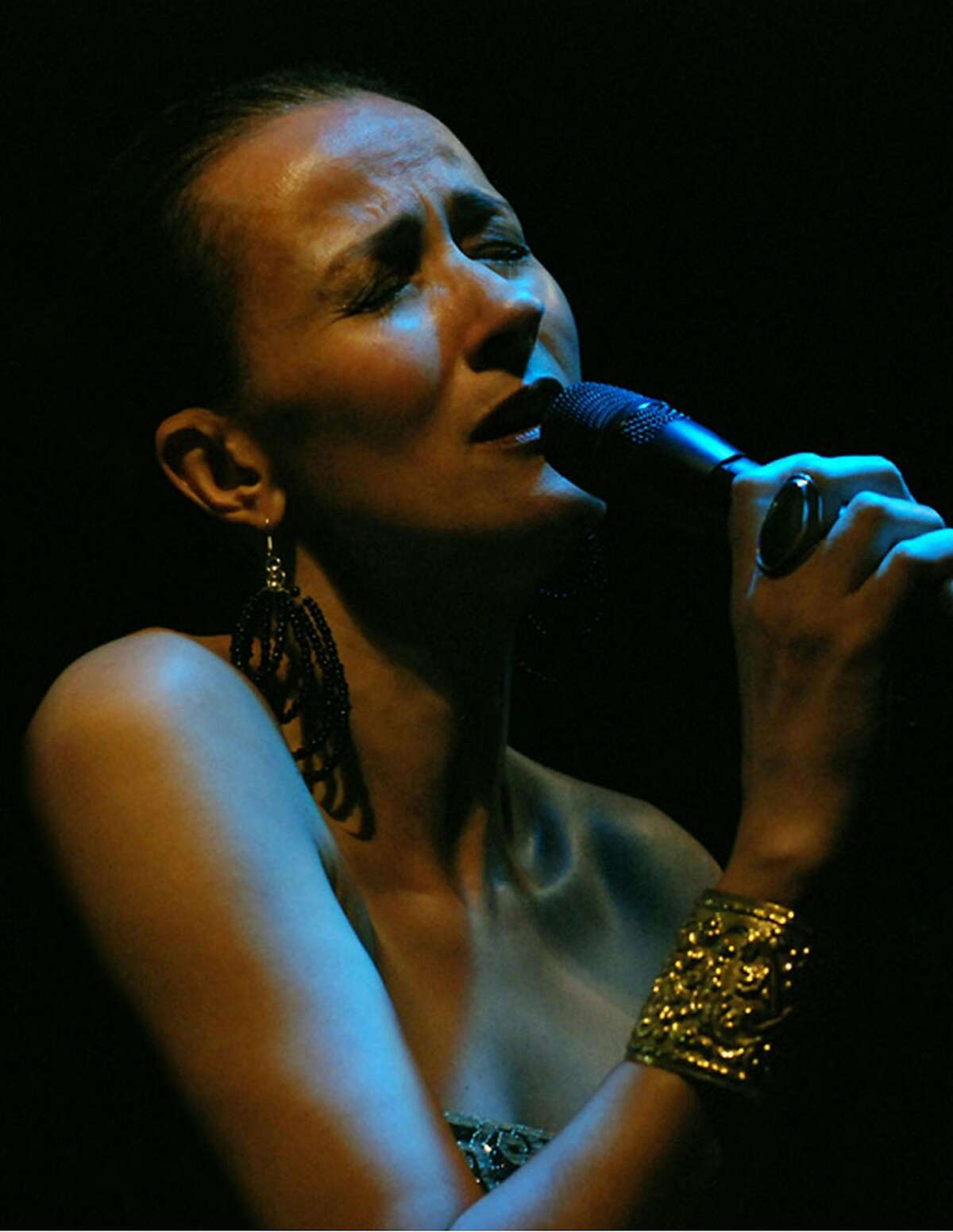 Teresa Souter's struggle to figure out her identify has been manifested in her music.