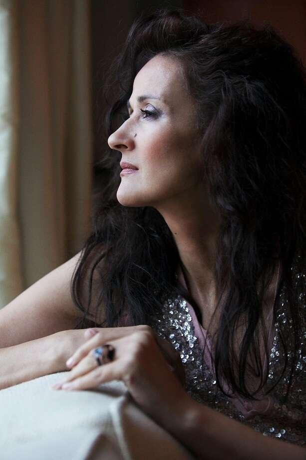Jazz vocalist Teresa Souter will be performing in San Francisco and Santa Cruz. Photo: Joseph Boggess